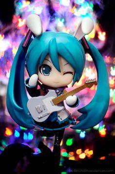 Nendoroid Vocaloid Bunny Miku