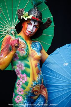 World Body Painting Festival - Photo by Gianpaolo Dettoma