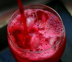 Jamaican Sorrel drink! Good for ya