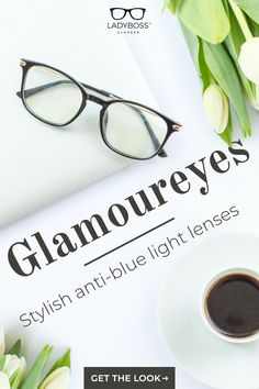 We got some bad news: you're staring at your screens too much, babe. 😭 It's unavoidable. But this female owned & operated company can help. Introducing the first pair of blue blockers as sleek and stylish as you are. Round Frame Sunglasses, Sunglasses Sale, Healthy Eyes, Staring At You, College Fashion, Bad News, Reading Glasses, Eye Glasses, Boss Lady