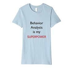 030fed27 Superpower, Behavior, Amazon, T Shirts For Women, Funny, Tops, Fashion,  Behance, Tired Funny