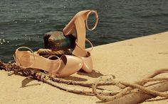 Sandalias de Stradivarius julio 2014