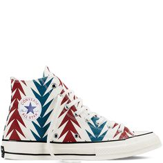 Converse - Chuck Taylor All Star '70 -Egret/Chili Paste - Hi Top