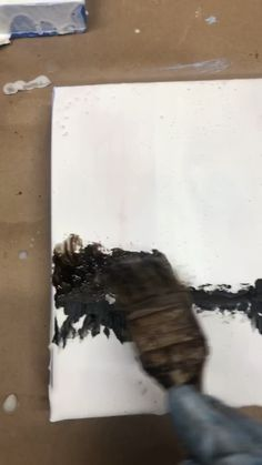 - Art and Drawing - Kunst Techniken encaustic painting Art Tutorial Encaustic encaustic Art tutorial Kunst painting Tec - Abstract Canvas Art, Diy Canvas Art, Wax Art, Encaustic Painting, Painting Art, Painting Furniture, Painting Abstract, Art Paintings, Painting Techniques