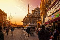 OldCity Set. by Atilla Öztürk  ( Istanbul )