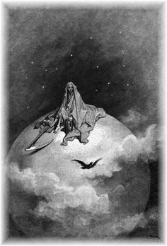Gustave Dore - The Raven8