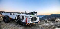 GHH – Studio Heikki Naulapää Oy Dump Trucks, New Trucks, Heavy Machinery, Heavy Equipment, Design Projects, Studio, Dump Trailers, Studios, Garbage Truck