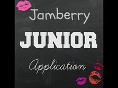 Jamberry Junior Application Video - YouTube