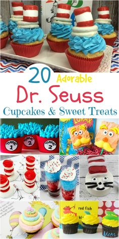20 Adorable Dr. Seus