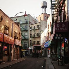 My 2nd fav place in NY = Chinatown