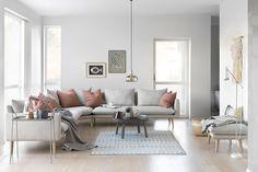 Everest sofa fra Brunstad