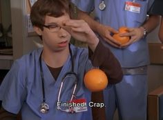 How can I get a picture of Troy or 'Sloppy Joe' from scrubs?