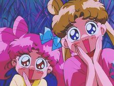 Sailor Moon #ChibiUsa