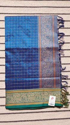 Home of Traditional Handloom Silk and Silk Cotton Sarees – Parijat Collections Silk Cotton Sarees, Collections, Traditional, Blue