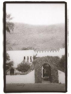 Palm Springs, CA // korakia pensione