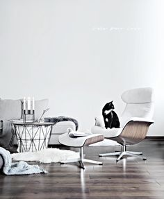 Only Deco Love: Our Lounge Chairs by Conform