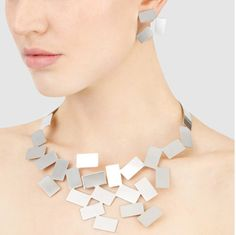 Alessi Fiato Sul Collo Modern Jewelry Necklace