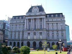 Palacio de Correos - Ciudad de Buenos Aires