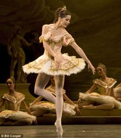 Darcey was a Principal Dancer with the Royal Ballet for 17 years