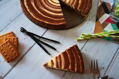 sugarfree dots: csokis vaníliás zebra sajttorta #cukormentes