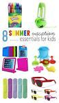 8 SUMMER VACATION ESSENTIALS FOR KIDS
