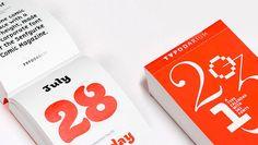 Typodarium Calendar – Fubiz™