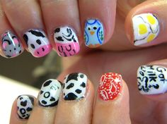 down on the farm by lisapink from Nail Art Gallery