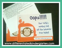 PreKandKSharing: Kinder Class Management (and a freebie to help you get started.)