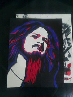 """Kill The Canvas -  the art of justin king -  Sicazphuk Sharpie Art - """"Dime"""" - Dimebag Darrell - Pantera - CFH - Vulgar Display of Power - The Great Southern Trendkill - Reinventing The Steel - and the absolute fuckin best to ever touch a goddamn guitar or the ears of man - contact thru bookface @Kill The Canvas"""