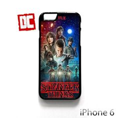 Stranger Things Cover For iPhone 6/6S/6S plus Phone Cases