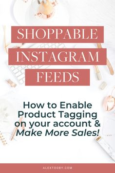 Wondering how to make money on Instagram? You need a shoppable Instagram feed! In this tutorial, Instagram Expert Alex Tooby teaches you how to properly instal this new, money-making feature on your Instagram account! #makemoneyoninstagram #waystomakemoneyoninstagram #instagramtips More Followers On Instagram, Get More Followers, Instagram Tips, Instagram Feed, Make Money Blogging, How To Make Money, Shoppable Instagram, Social Media Marketing, Marketing Ideas