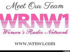 Meet the team behind WRNW1Radio - Women's Radio Network  Our celebrity hosts include: Lisa Singer (E! Entertainment), Dr.Joyce Buckner (The Oprah Winfrey Show) and KC Armstrong (The Howard Stern Show). We are proud to have GrubmanPR as our PR agency and Robin Charles (daughter of legendary Ray Charles) as our spokesperson! We broadcast worldwide on iHeartRadio and TuneIn  Please click on the image to start the slideshow!