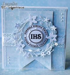 First Holy Communion, Explosion Box, Post Card, Wedding Cards, Diy And Crafts, Scrapbook, Easter, Christening, Invitations