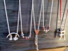Renegade Craft Fair Chicago 2013: Janelle Gramling necklaces