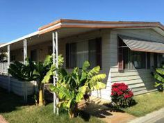 Recenlty Sold Mobile Home 1974 Golden West 2 Beds Baths In Park Royale Orange CA 92868