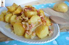 Patate+novelle+con+cipolla+e+pancetta
