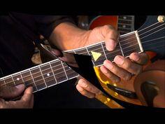 Moving Thirds (3rds) Guitar Lesson Tutorial EricBlackmonMusicHD Tonal Logic