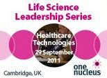 Life Science Leadership Series: Healthcare Technologies