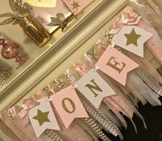 Pink and gold first birthday party decorations. Twinkle Twinkle Little Star First Birthday. First Birthday Girl . Girl first birthday - Ideas of Teagan Baby Name - Twinkle Twinkle Little Star Pink and Gold First Birthday Pink and Gold Glitter Birthday Pink And Gold Birthday Party, Gold First Birthday, Baby Girl 1st Birthday, Glitter Birthday, First Birthday Parties, Birthday Party Themes, Birthday Ideas, Birthday Invitations, Birthday Nails