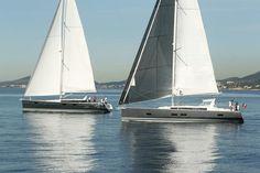 Beneteau Oceanis 55 and Sense 55!!