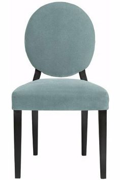 "Hammond Side Chair, 37""Hx21""W, MLSKN SLD AQUA by Home Decorators Collection, http://www.amazon.com/dp/B003LYBYA2/ref=cm_sw_r_pi_dp_hHUjqb01B14QV"