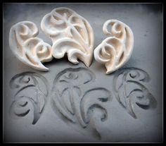 handmade pottery stamps
