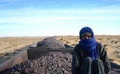 IronOreMauritaniaSahara2007 - Mauritánská železnice – Wikipedie
