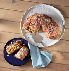 Learn from the star of The Great Holiday Baking Show, Mary Berry. Here is her Apple Strudel recipe from the book, Baking With Mary Berry.