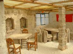 The Salt Hotel na Bolívia