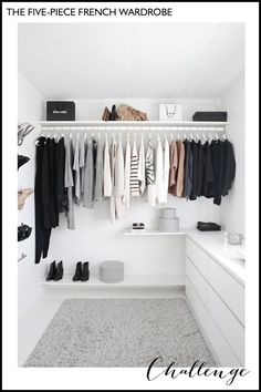 A few years ago, while living in Paris, I experimented with the Five-Piece French Wardrobe Challenge. It was a great way to pare down my wardrobe to suit our small living space. Of course, with our large apartment in Vancouver, I've acquired lots of new things and my closet is overflowing once again, so this...Read the Post