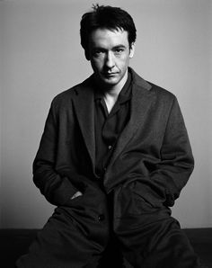 John Cusack. well look who it is! @Mallory Spearman