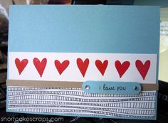 i love you greeting card  ::    http://shortcakescraps.storenvy.com/products/255937-i-love-you-with-lots-of-hearts