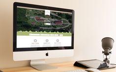 Web design - large screen resolutions