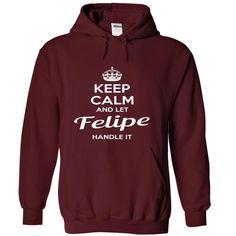 Felipe Collection: Keep calm version